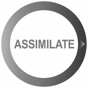 Assimilate logo